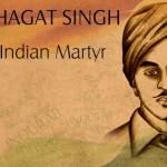 Happy Birthday Bhagat Singh Wallpaper Wishes in Hindi Bhagat Singh Janam Diwas Images