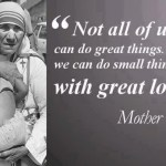 Saint Mother Teresa Family Life story in Hindi Biography Quotes of Mother Teresa/ Images/pics