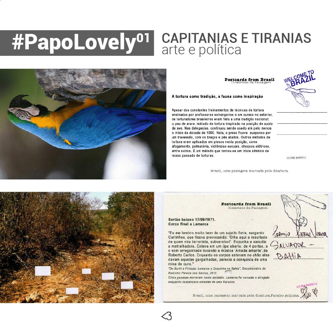 PapoLovely 01 - Gilvan Barreto