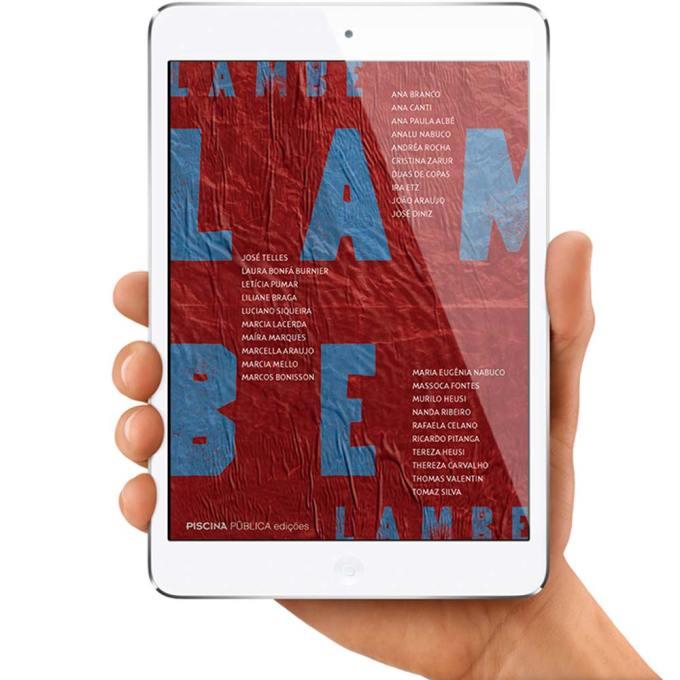 Revista Lambe . Vários Artistas [digital]