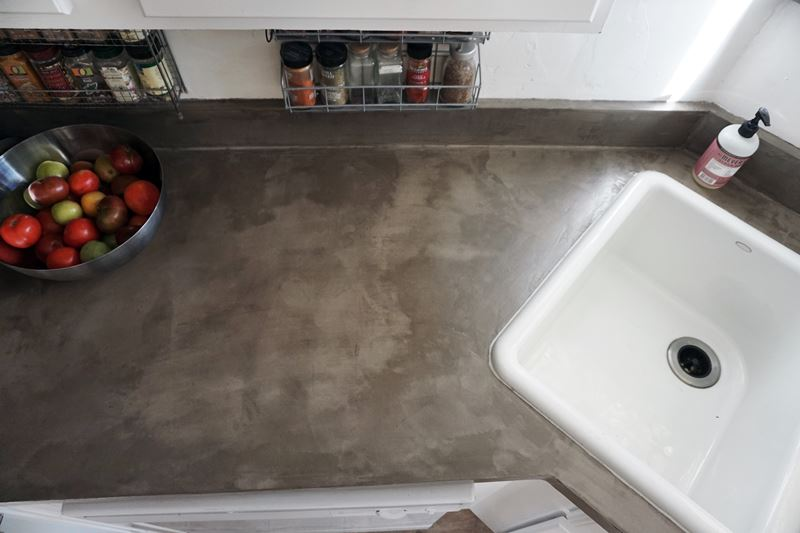 Lovely Imperfection The Best Sealer For Concrete