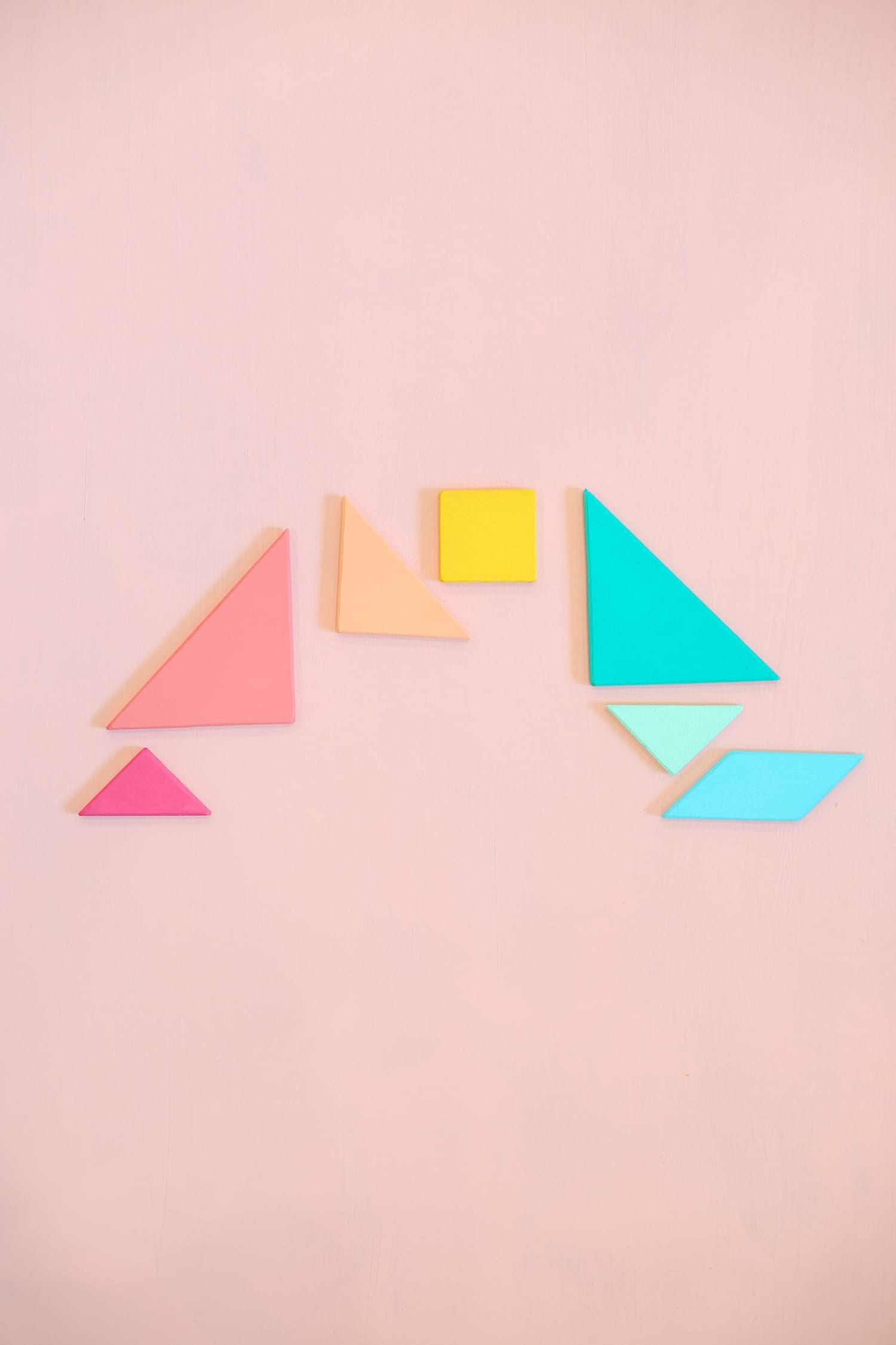 How To Make Tangrams And Tangram Shapes For Kids