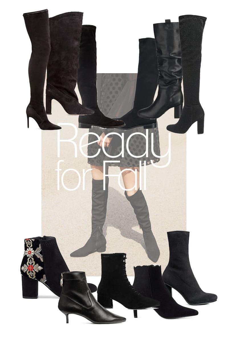 Wishlist: Fall Shoes
