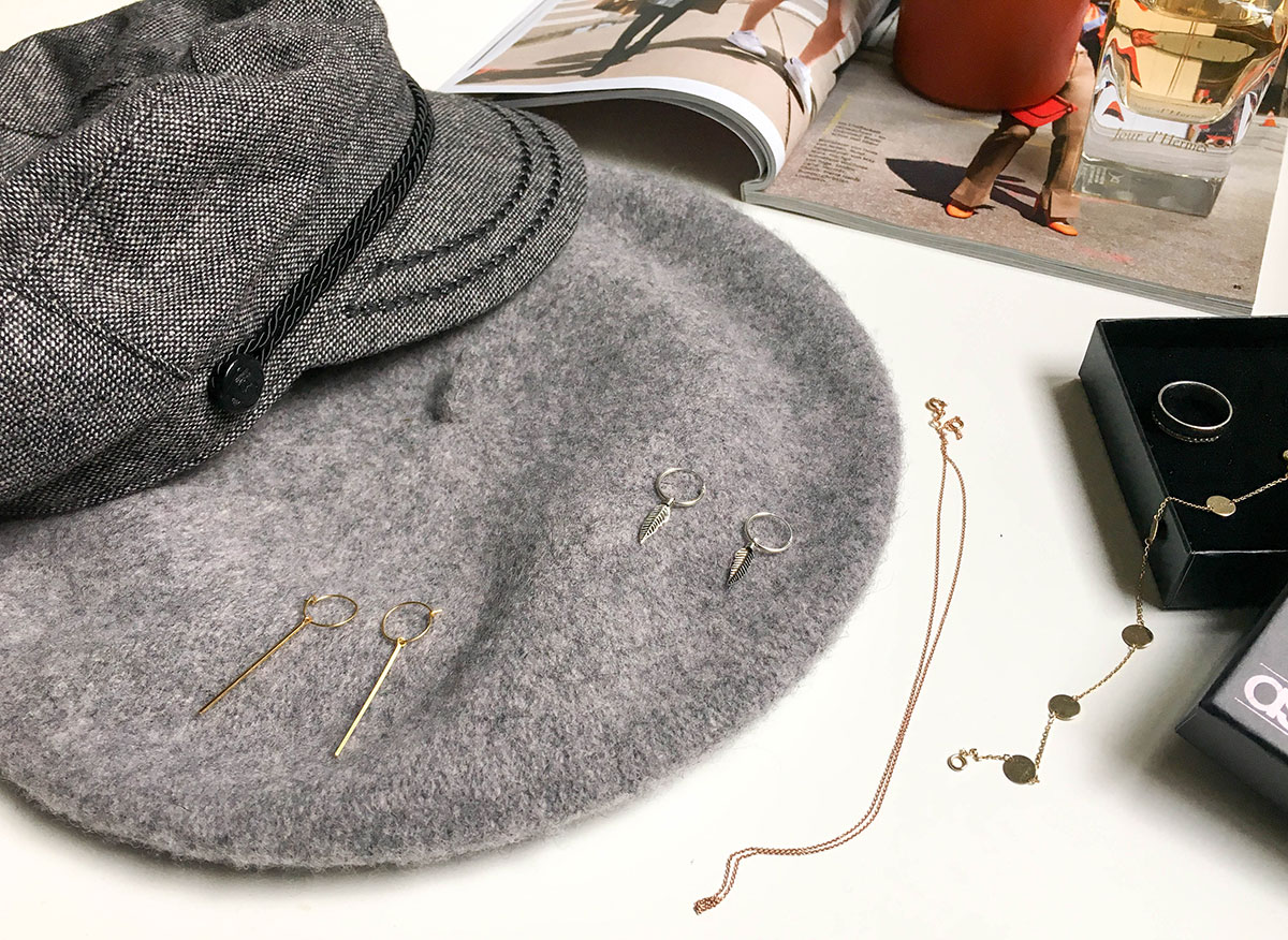 New in: Accessoires