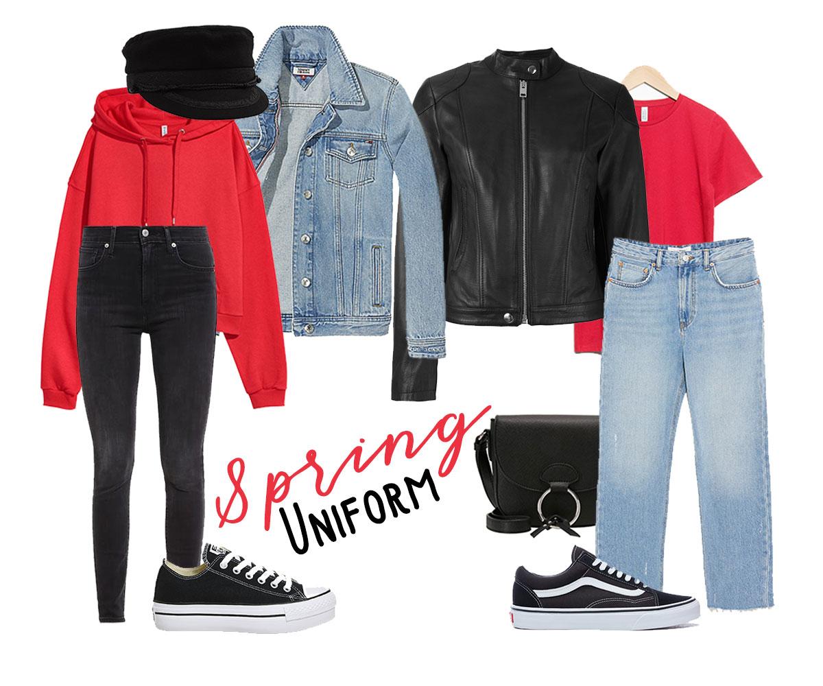 Spring Uniform