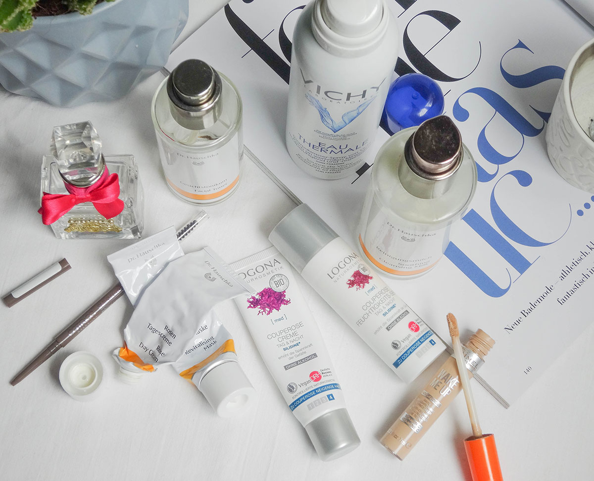 Empties: Skincare and Beauty