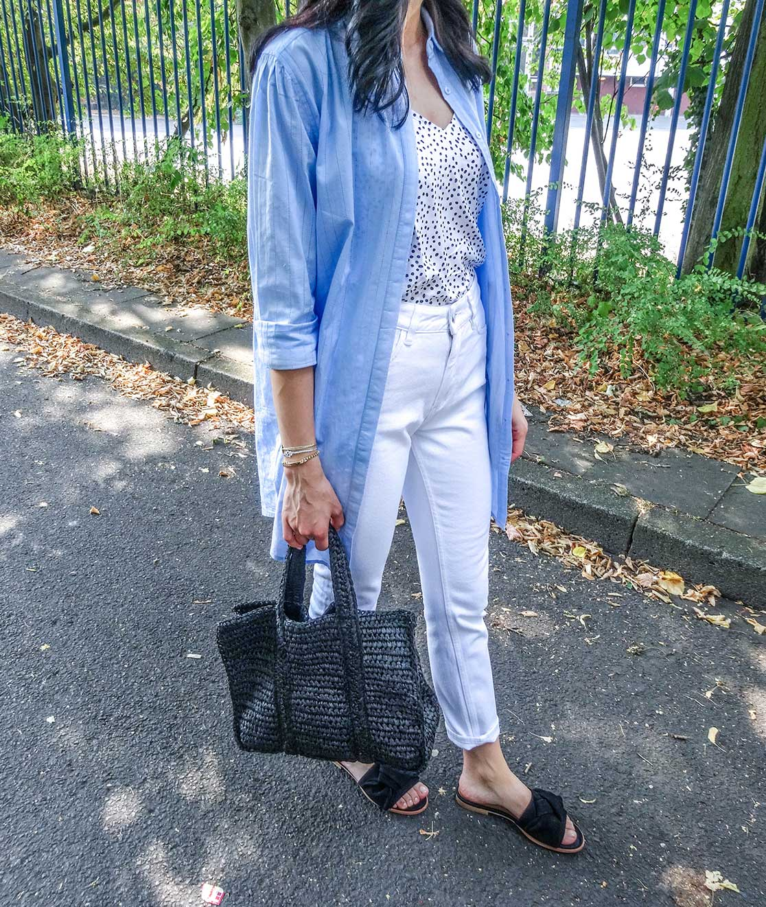 Mango Sommer Outfit