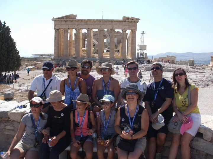 Grécia - Este Azul Encanta-me!