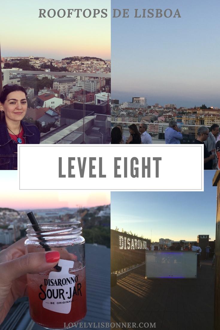 Rooftops de Lisboa – Level Eight