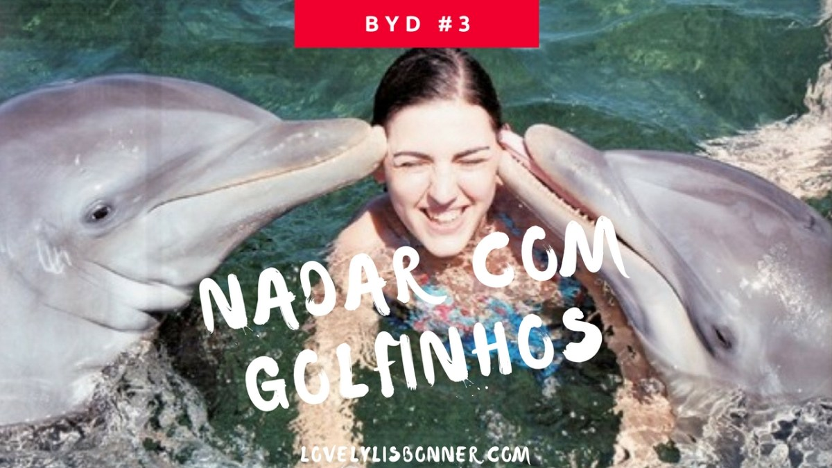 Nadar com Golfinhos (Cuba) - Before You Die#3