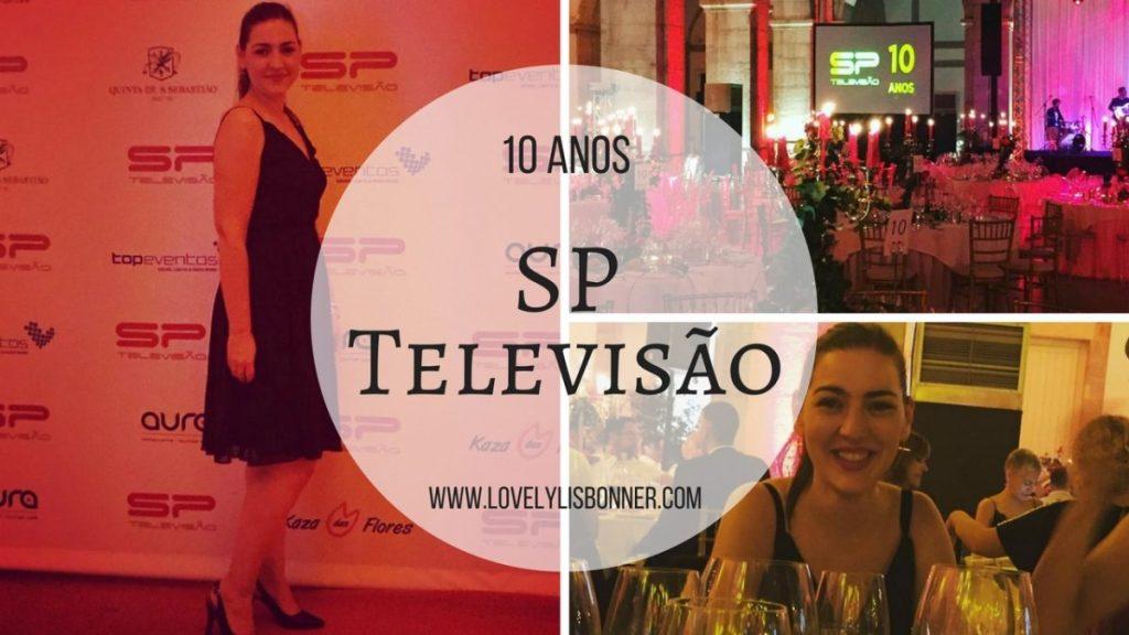 SP Televisão – 10 anos – Parabéns!