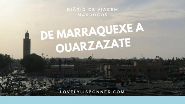 DIÁRIO DE VIAGEM MARROCOS