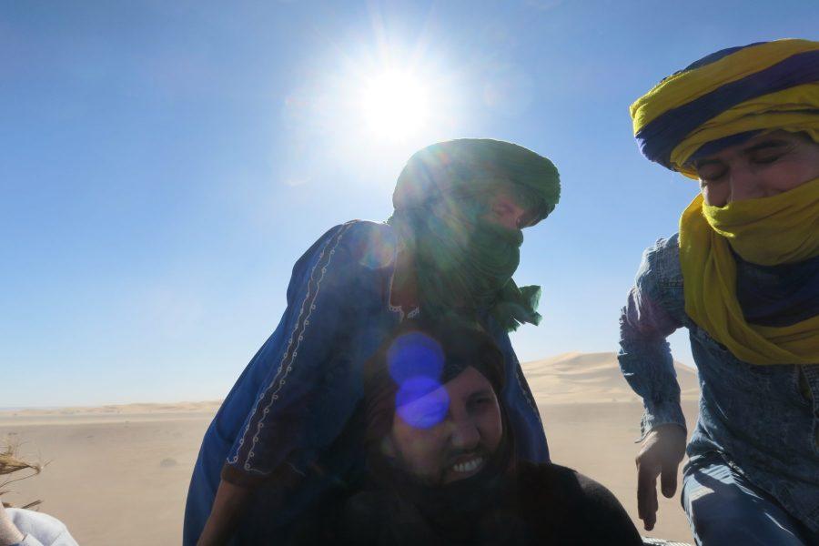 De Jeep no Deserto do Saara - Merzouga