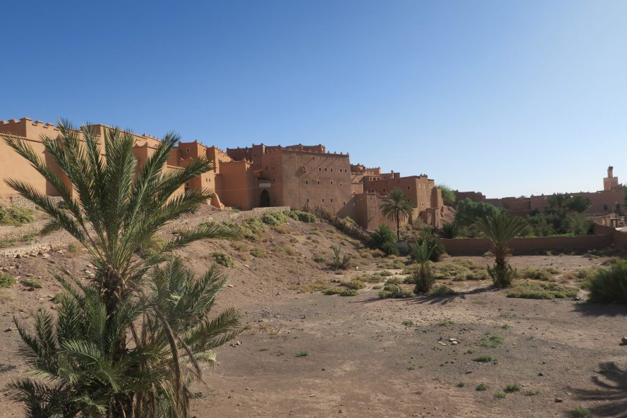 Ouarzazate portas do deserto hollywood do deserto marrocos