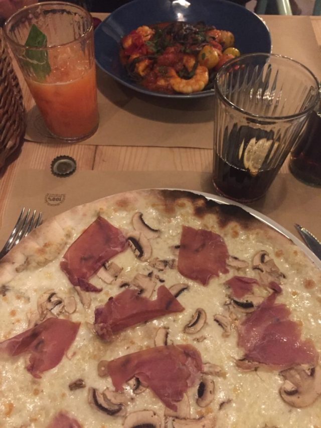 pasta non basta restaurante italiano alvalade lisboa portugal