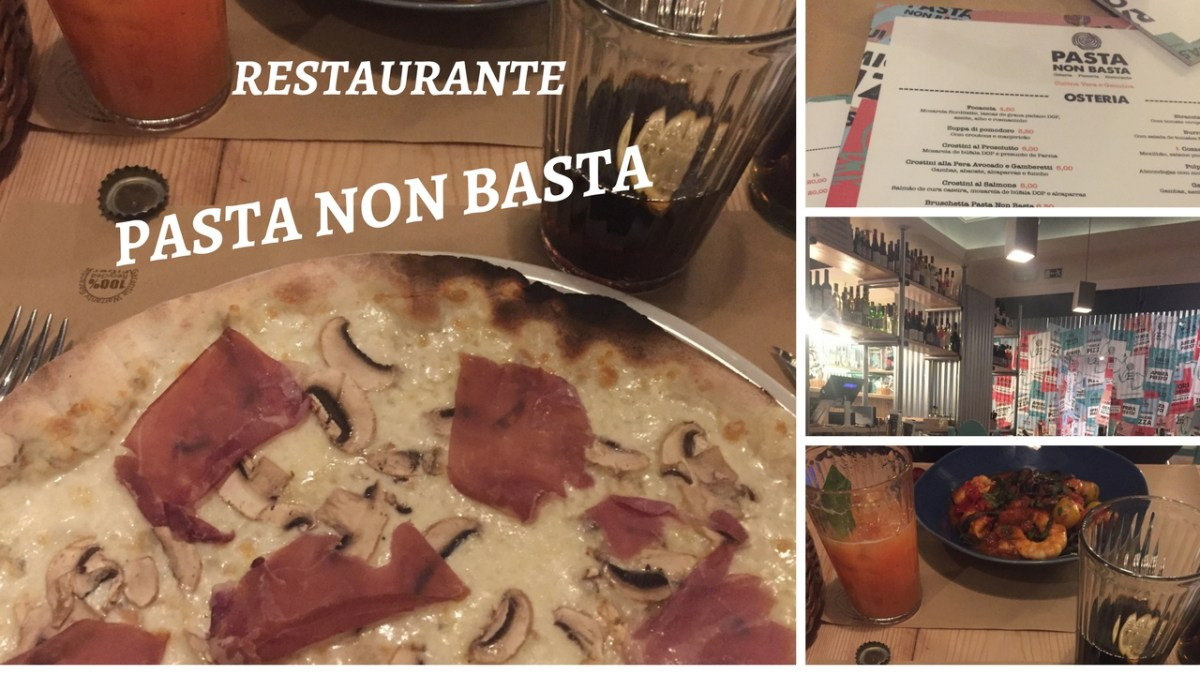 Pasta Non Basta - Restaurante - Alvalade