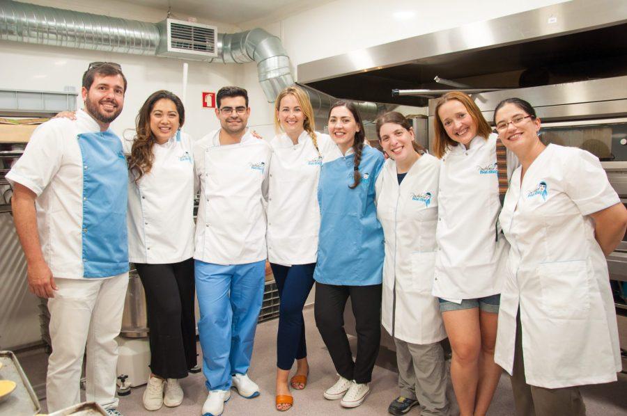 Foto de Grupo Workshop de Pastéis de Nata na Pastelaria Batalha em Lisboa