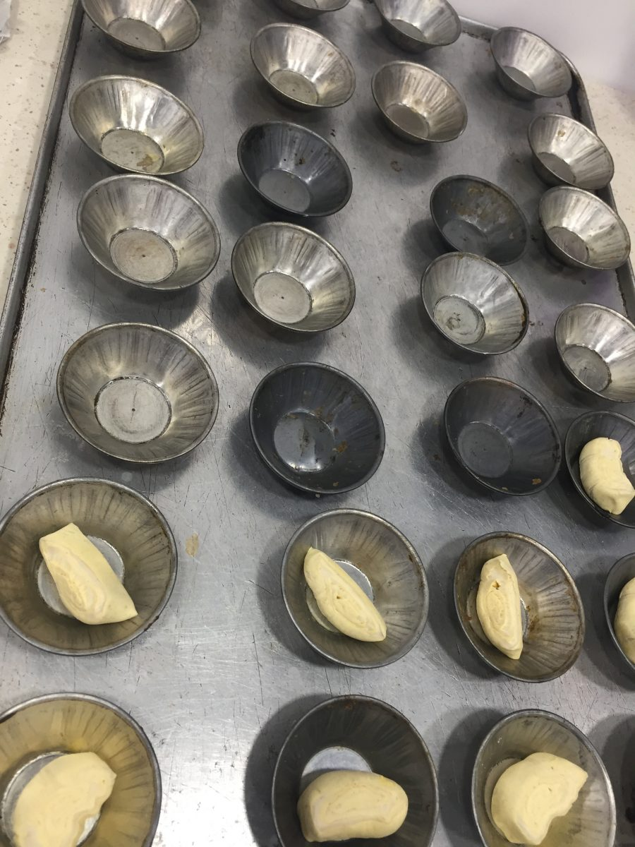 Workshop Pastéis de Nata Pastelaria Batalha - Lisboa