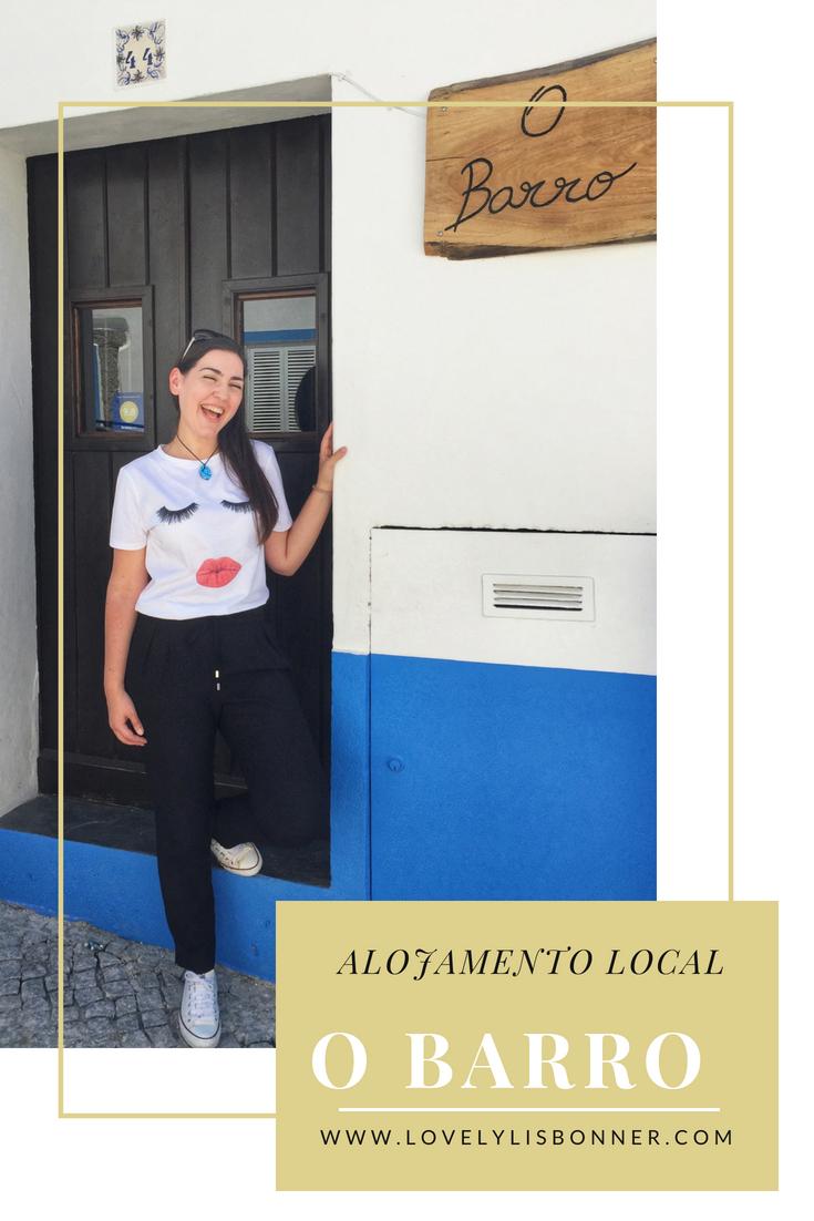 O Barro Alojamento Local – Redondo – Alentejo