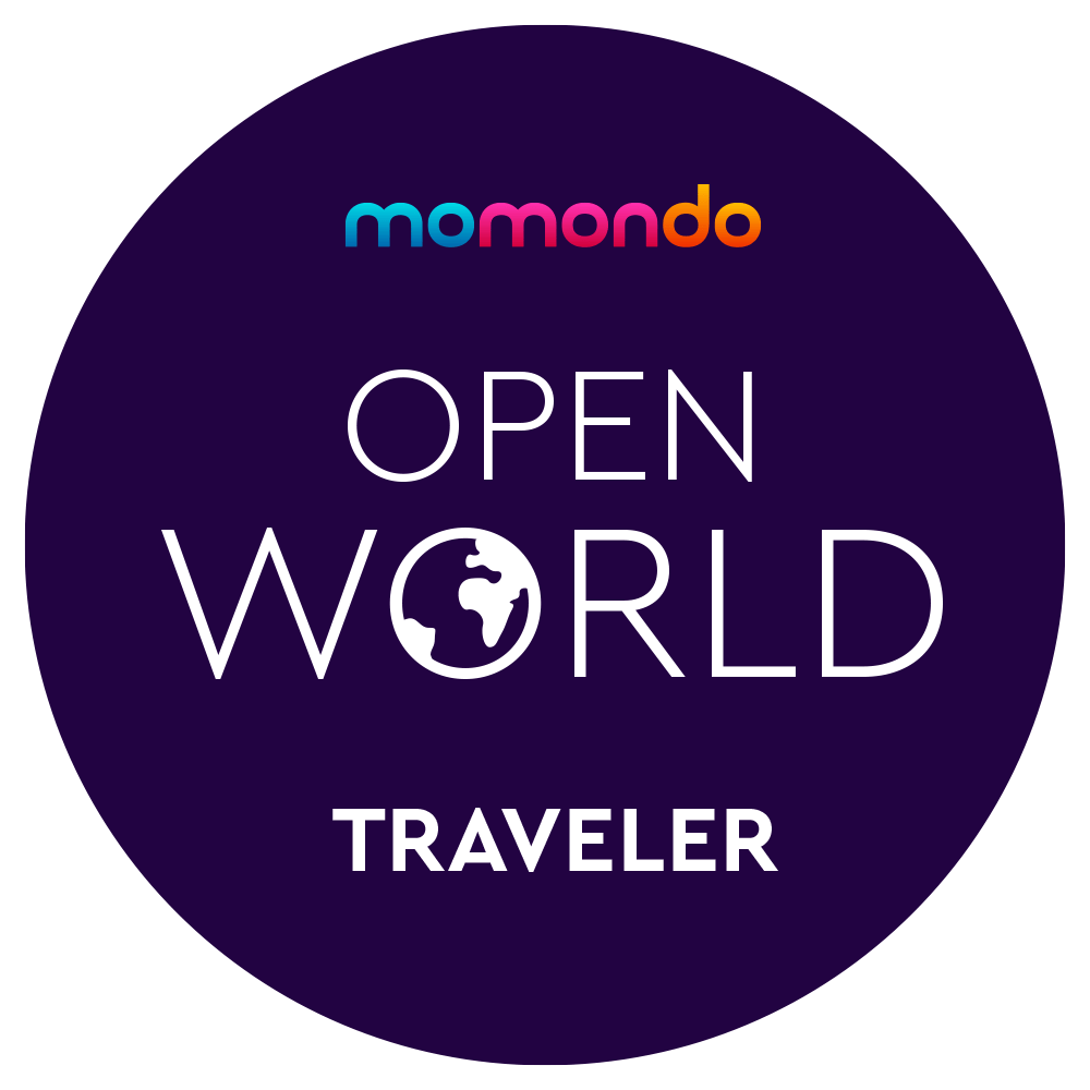 Open World Traveler – Sou uma Embaixadora da Momondo!
