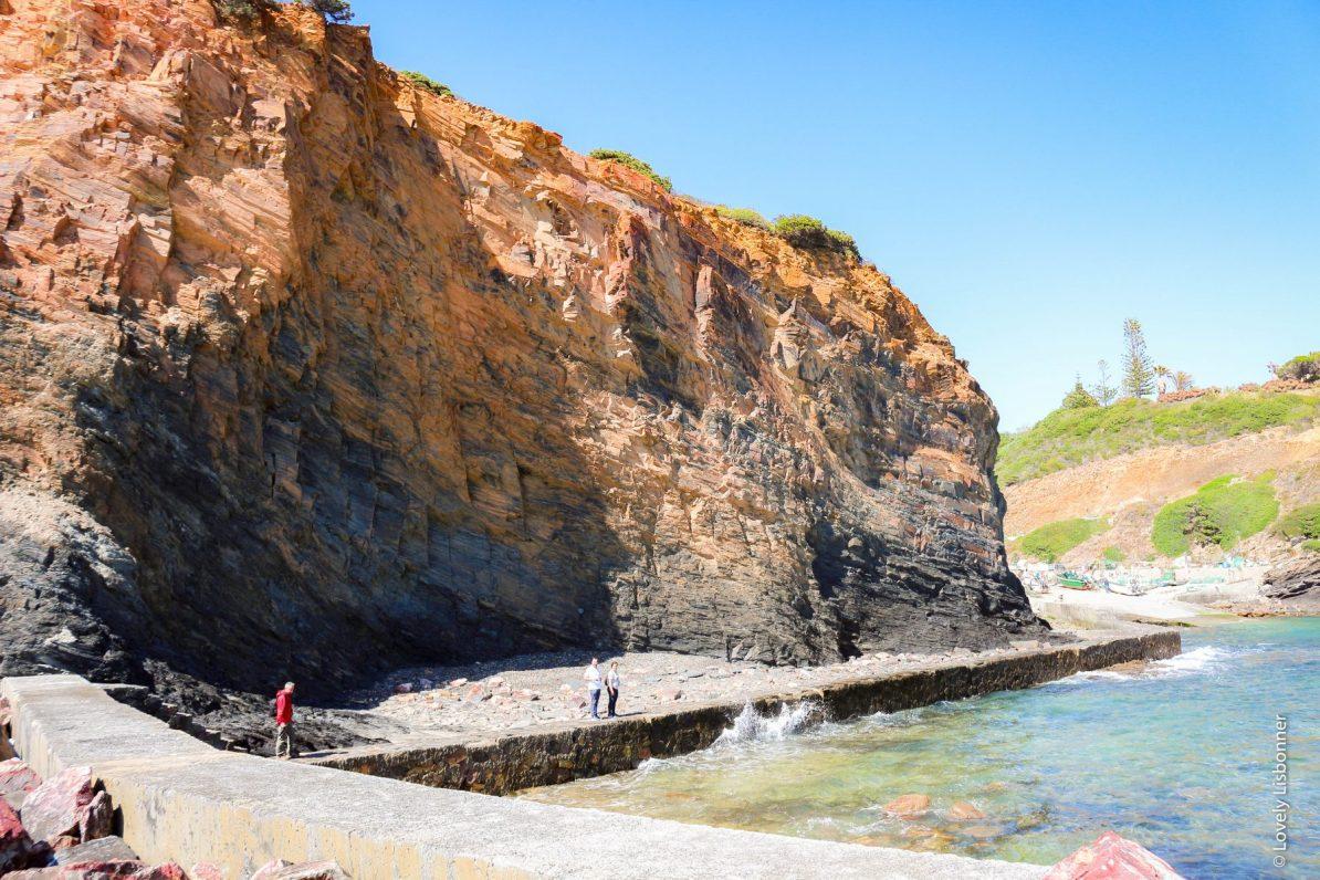 Porto de Entrada da Barca - Zambujeira do Mar odemira alentejo