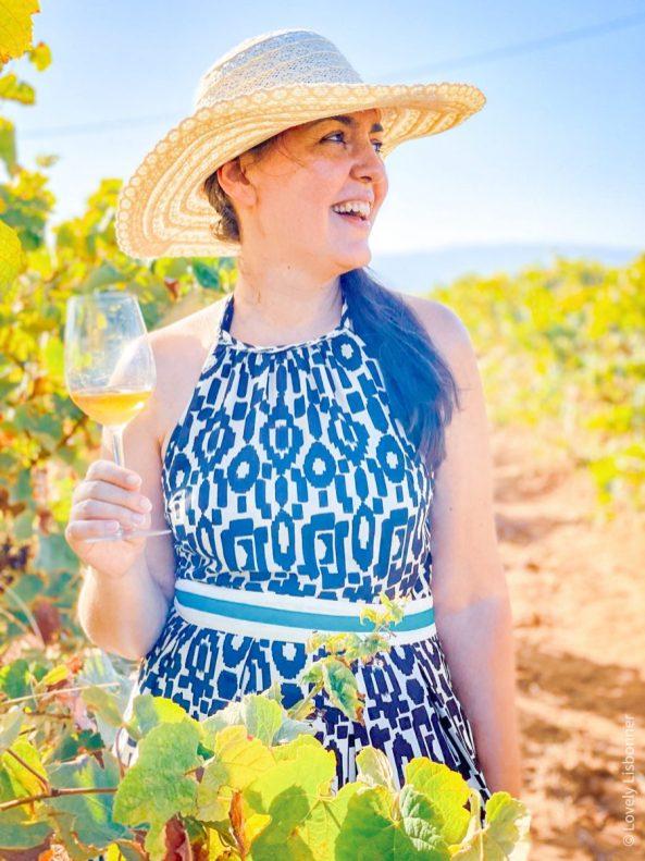 Passeio nas Vinhas - Enoturismo no Algarve - Quinta Morgado do Quintão ©Lovely Lisbonner - Sónia Justo