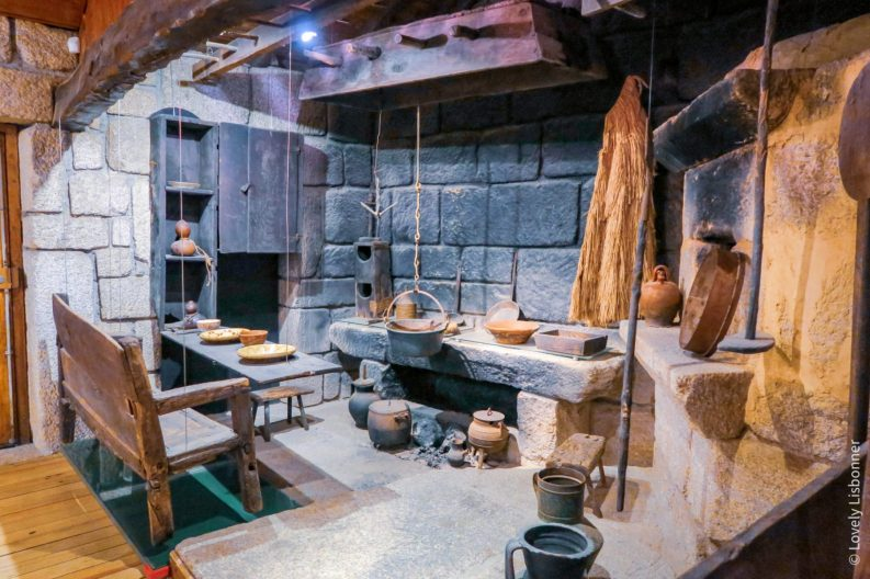 museu etnográfico da aldeia de vilarinho da furna