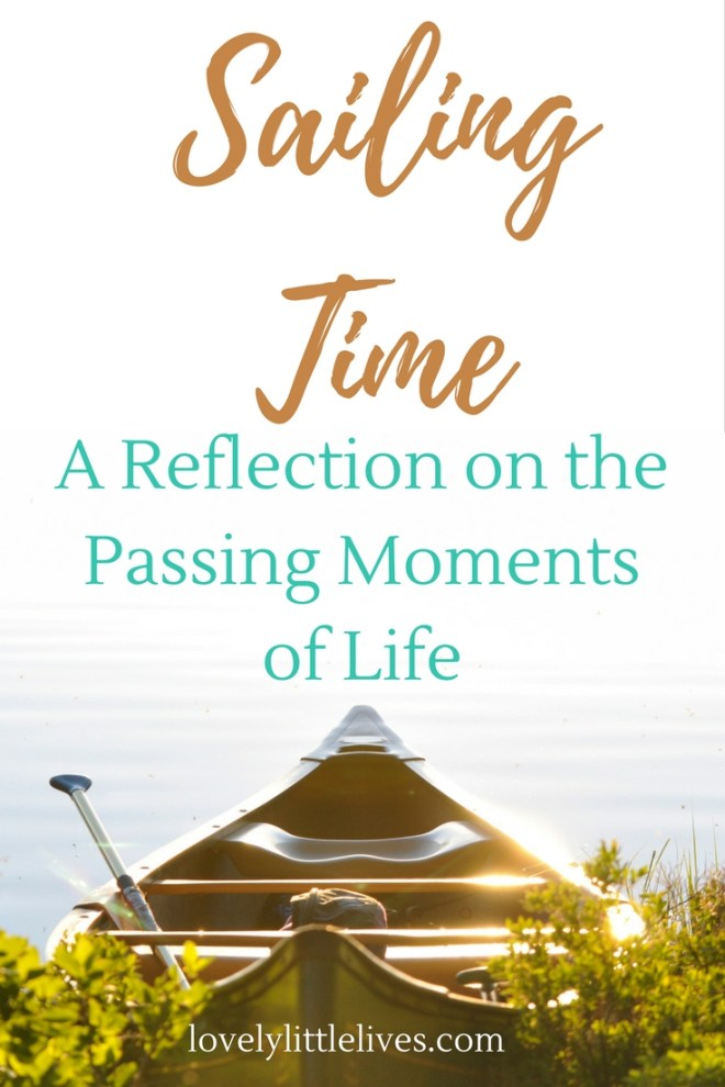 -A Reflection on the Passing Moments of Life