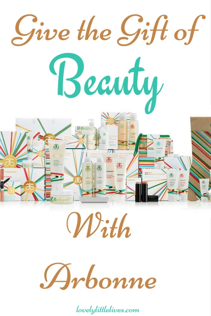 Give the Gift of Beauty This Year With Arbonne