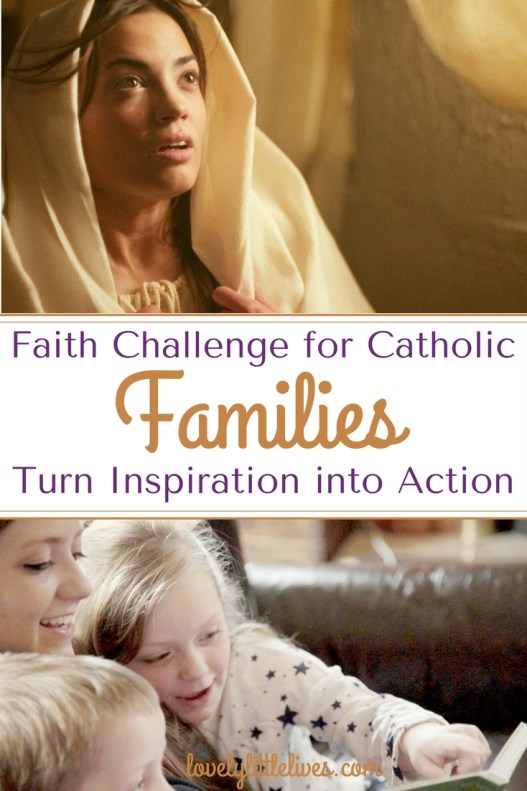 faith challenge for families