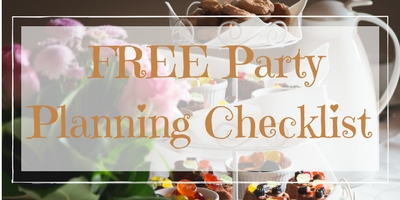 Attention Party Planners!