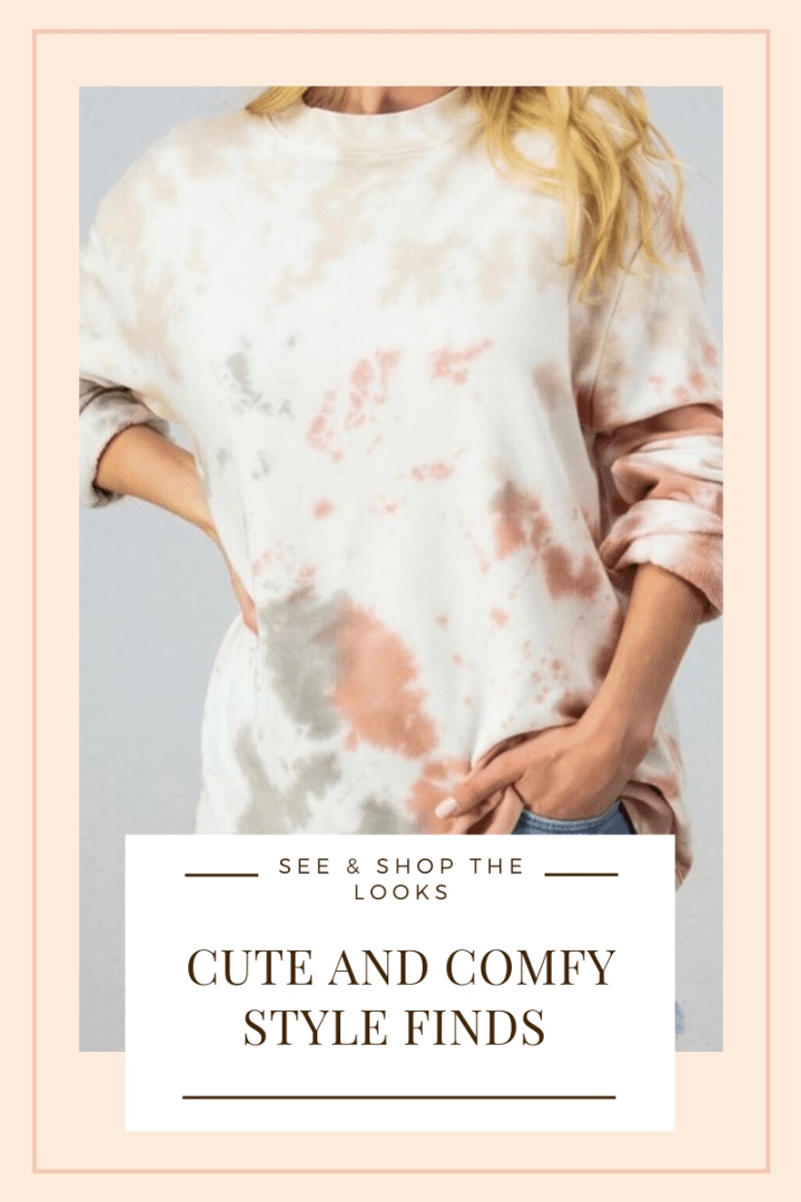 Comfy Style Finds