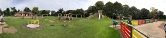 Derbyshire playgrounds