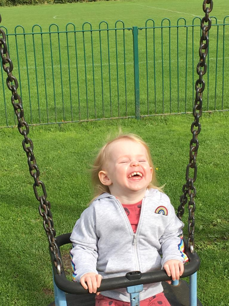 Derbyshire playgroundsswing joy