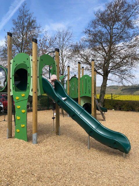 Dunstone Hall garden centre slide