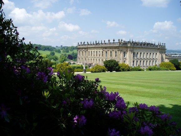 Peak District weekend breaks Chatsworth House