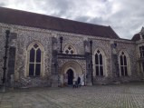 The Great Hall, Winchester.