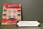 Beatles magnetic hair toy, 1963-1970.
