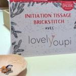 Workshop – Brick stitch chez La Petite Épicerie