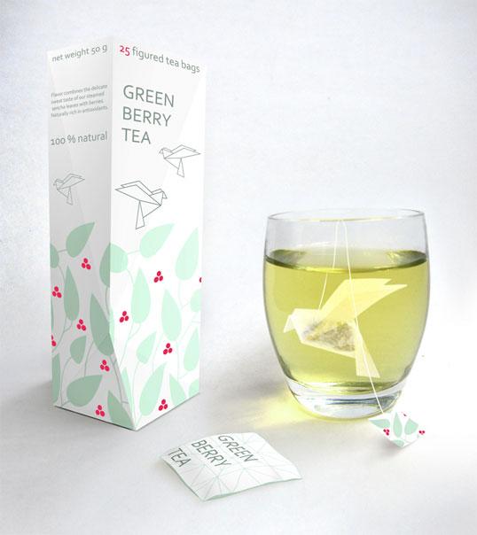 te_Green Berry tea