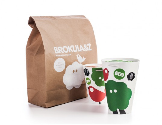 Brokula&Ž | Designed by Bruketa&Zinic OM | Country: Croatia