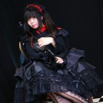 Lolita Fashion Portrait Photos-fis-gothic