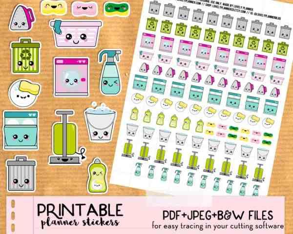 free printable sticker # 1