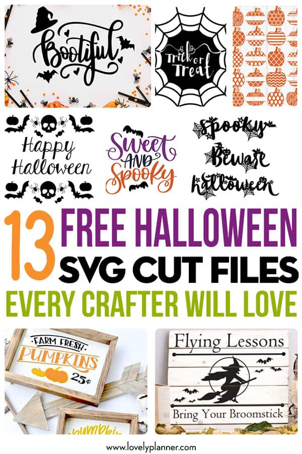 Download 13 Free Halloween SVG Cut Files Every Crafter Will Love ...