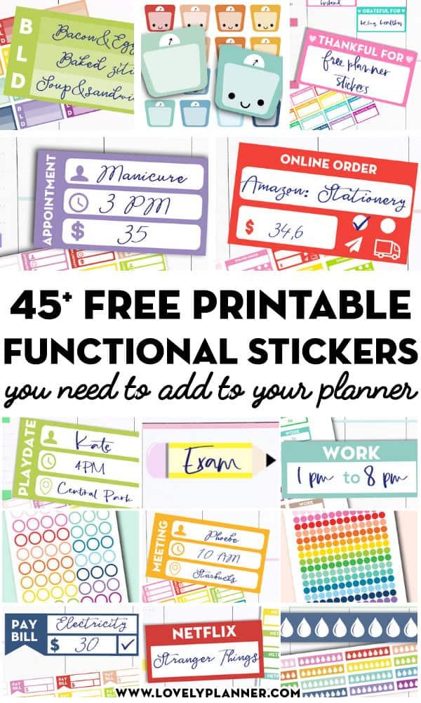 free printable sticker # 0