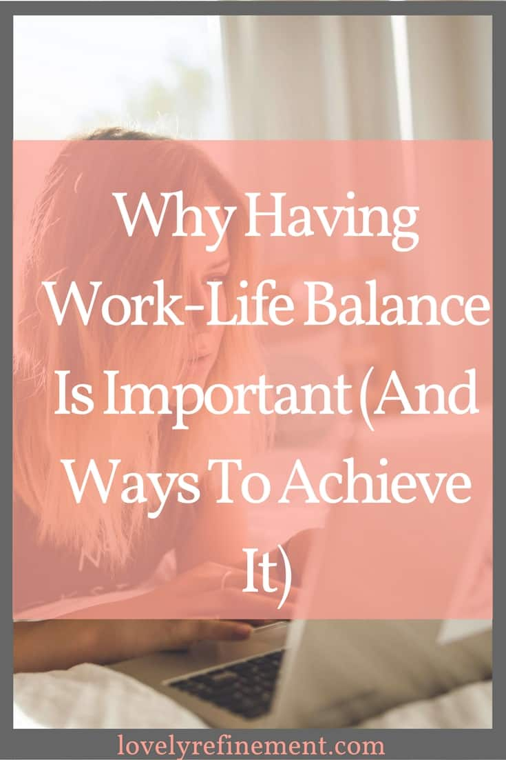 Figuring out how to juggle work and life and finding time for fun stuff is difficult. Here are some ways to achieve an effective work-life balance.
