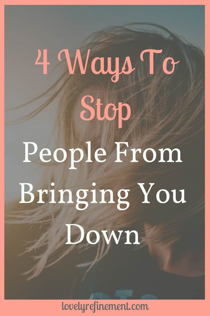 Sick of dealing with assholes? Do you easily let other people's opinions of you get you down? Read this! There are 4 ways to deal with criticism.