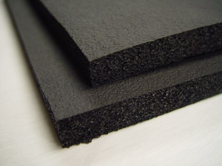 Black Insulation Foam Roll