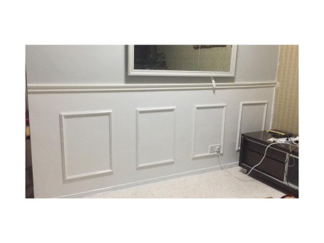 Wainscoting Project with DS 10.15.26.2546