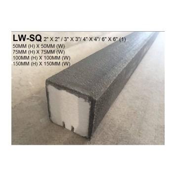 Lightweight Concrete 2x2 3x3 4x4 6x6
